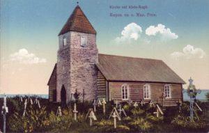 Väike-Pakri kirik