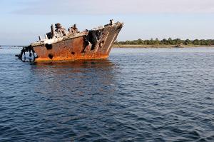 Laevavrakk