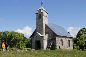Suur-Pakri kirik