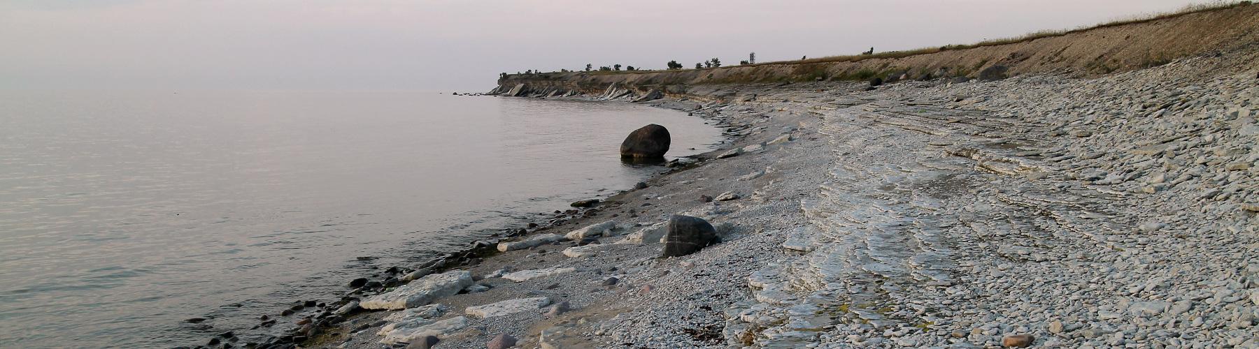 Väike-Pakri põhjarannik - Sandviken