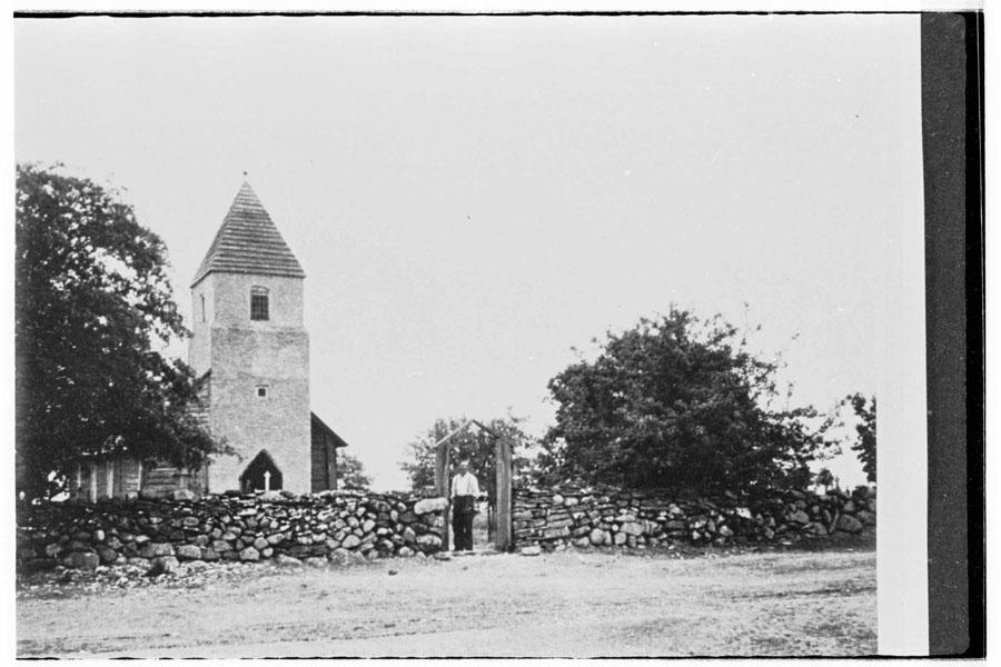 Väike-Pakri kirik, ca 1930ndad